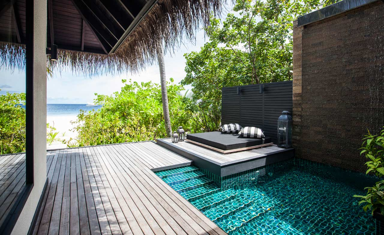 Luxury Pool Villas Maldives: Outrigger Konotta Maldives